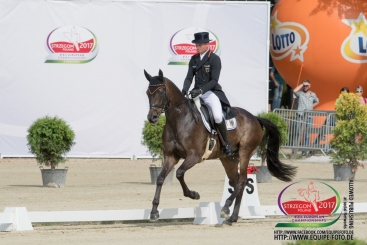 FEI European Championship Eventing - Friday