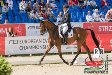 FEI European Championship Eventing - Thursday